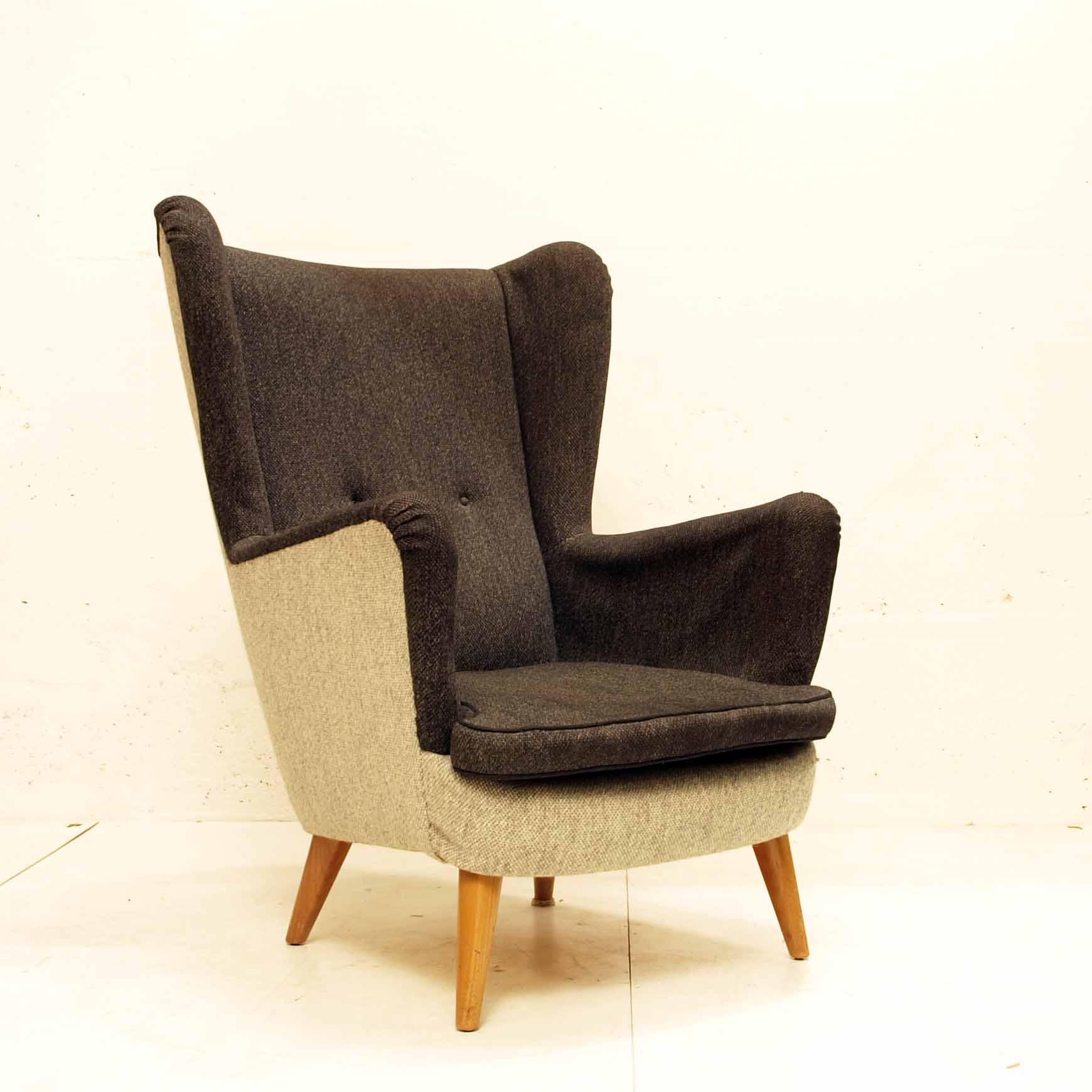 Ohrensessel 50er Jahre Möbel Zürich Vintagemöbel