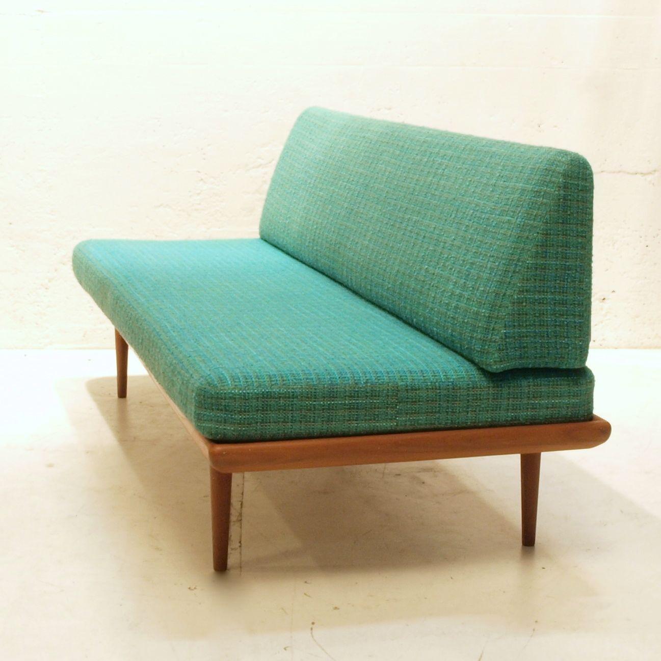 Ecksofa designklassiker  Daybed, Sofa von Peter Hvidt | Möbel Zürich | Vintagemöbel