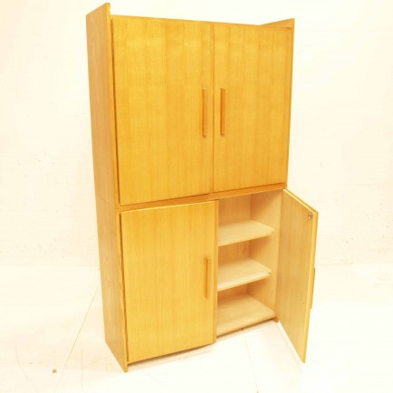 2 teiliger schrank wickelkommode umklappbar m bel z rich. Black Bedroom Furniture Sets. Home Design Ideas