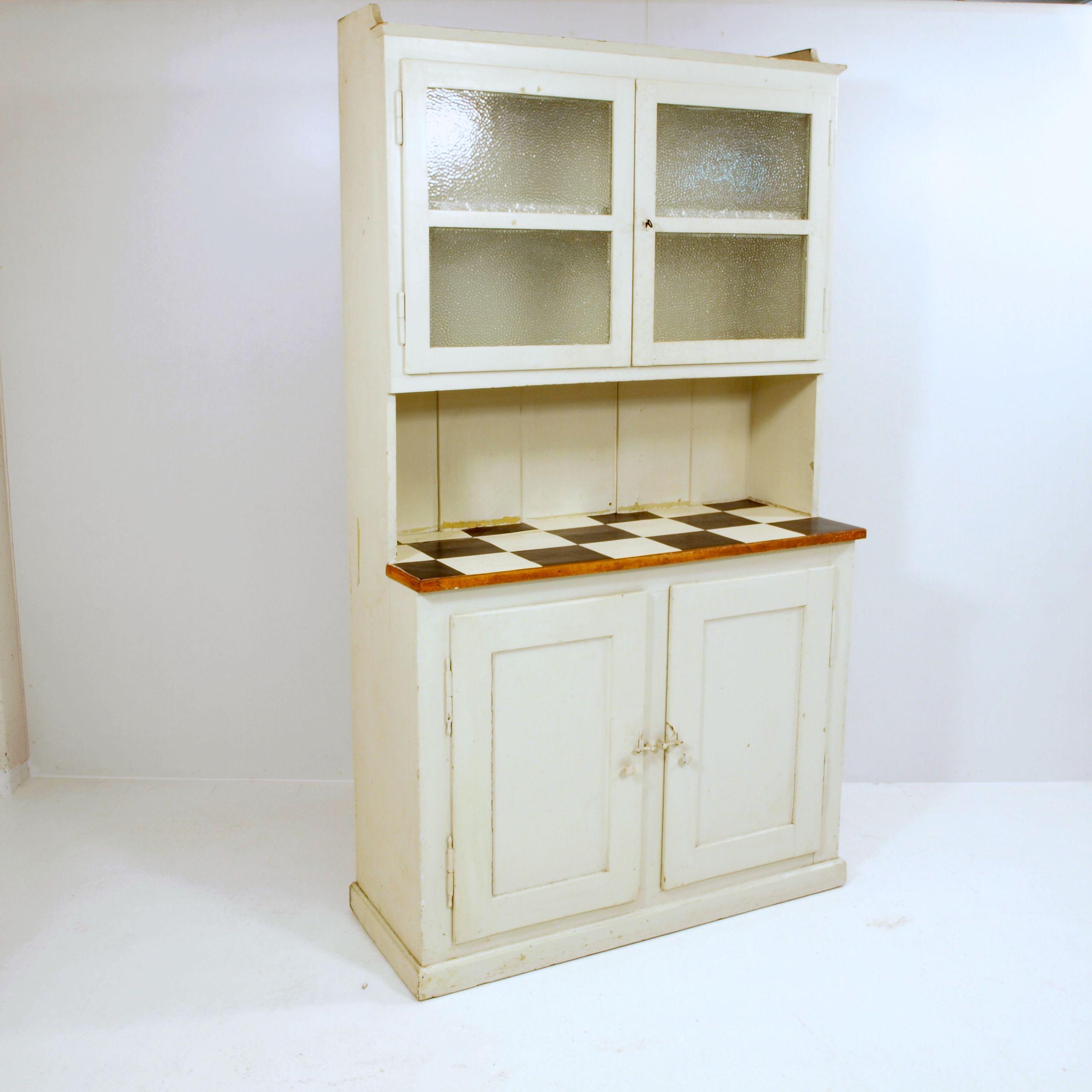 k chenbuffet 1 teilig m bel z rich vintagem bel. Black Bedroom Furniture Sets. Home Design Ideas
