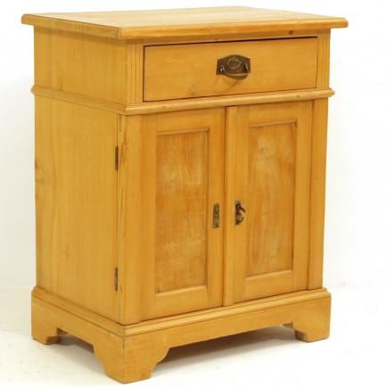 nachttischli fichte m bel z rich vintagem bel. Black Bedroom Furniture Sets. Home Design Ideas