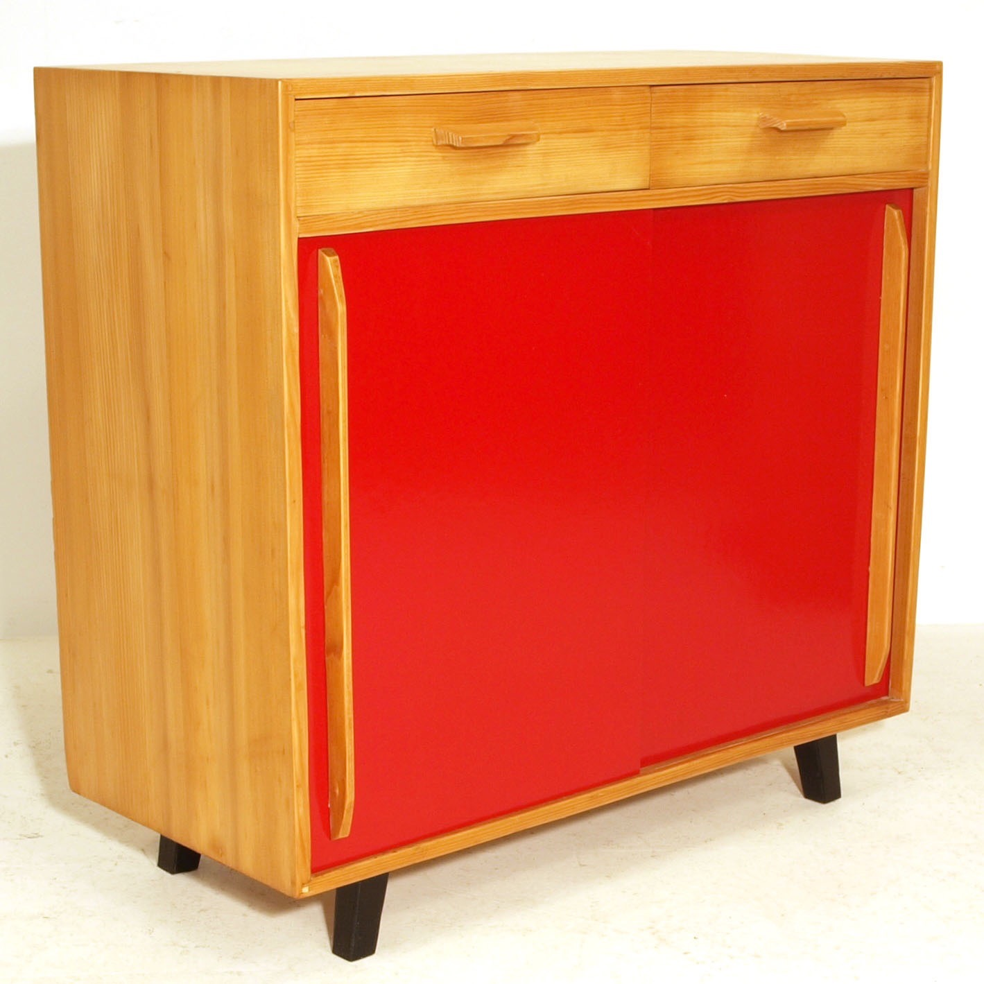 schiebeschrank mit schubladen restauriert m bel z rich vintagem bel. Black Bedroom Furniture Sets. Home Design Ideas