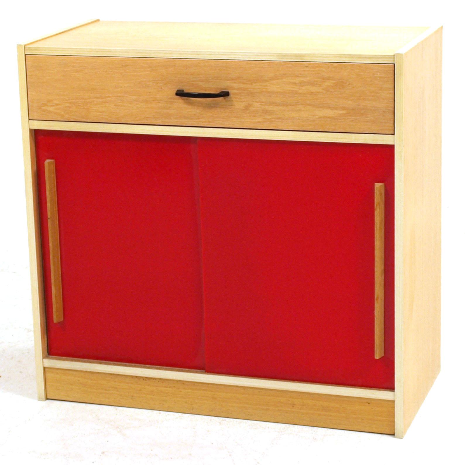 schiebeschrank mit schublade m bel z rich vintagem bel. Black Bedroom Furniture Sets. Home Design Ideas