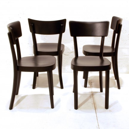 Horgen Glarus stuhl schwarz, designklassiker,essstühle