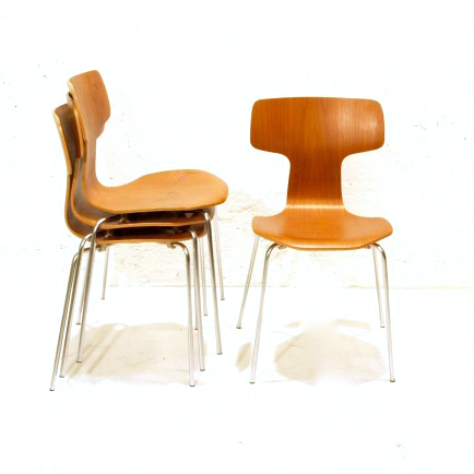 arne jacobsen hammer chair noch 1 stk m bel z rich vintagem bel. Black Bedroom Furniture Sets. Home Design Ideas