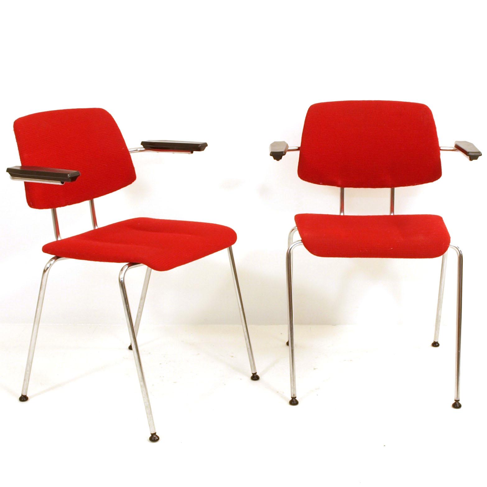 6er set gepolsterte st hle von stella m bel z rich. Black Bedroom Furniture Sets. Home Design Ideas