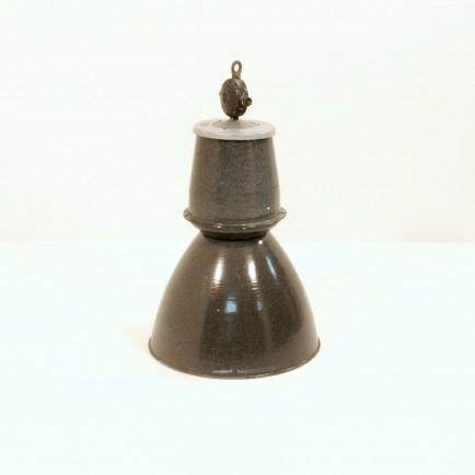 industrielampe, grosse lampe,emaillampe,secondhand,vintage