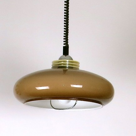 70ies lampe, billardlampe,secondhand,vintage