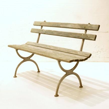 patina gartenbank antik gr n m bel z rich vintagem bel. Black Bedroom Furniture Sets. Home Design Ideas