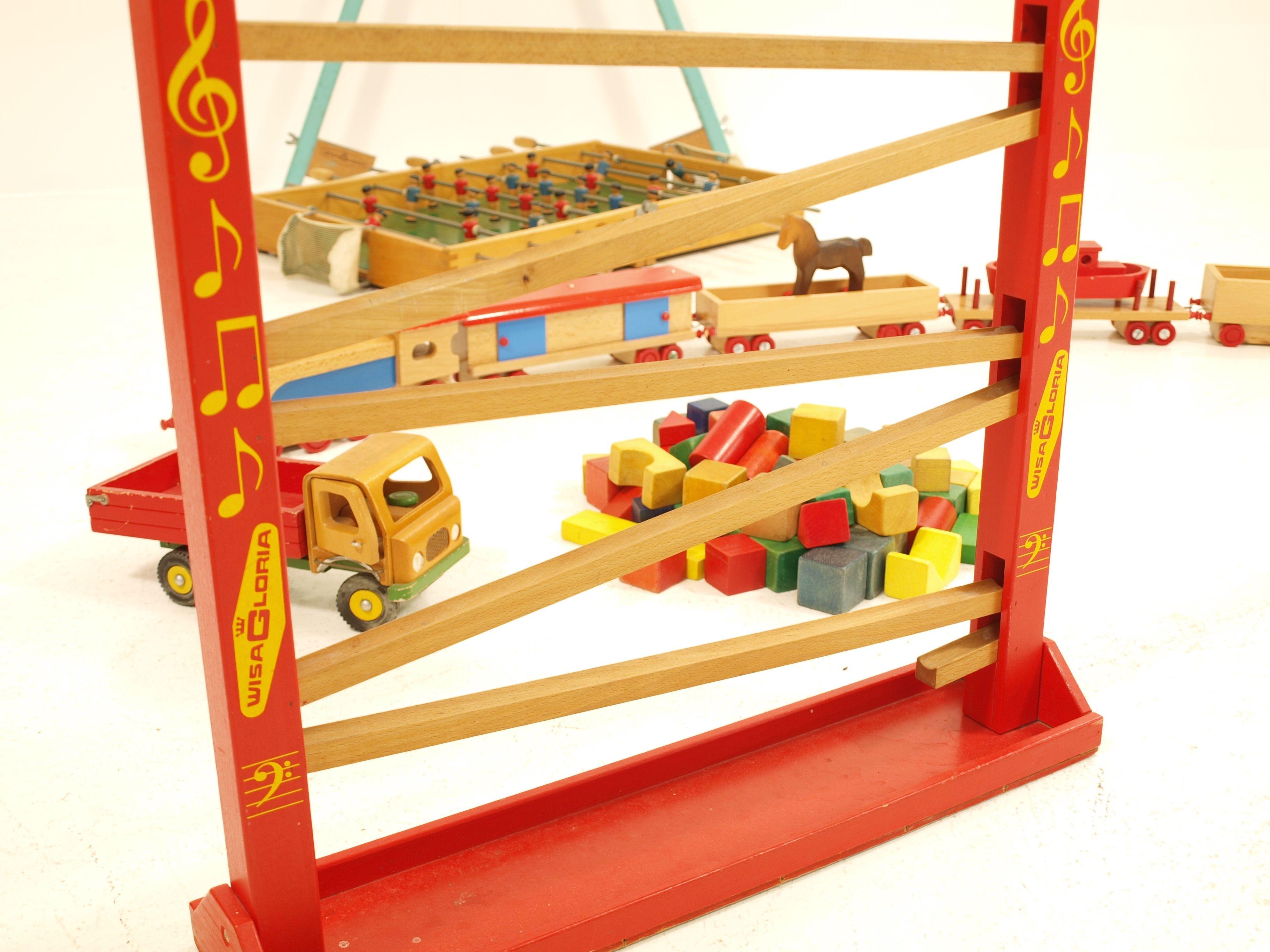 Kinderspielzeug von wisa gloria möbel zürich vintagemöbel