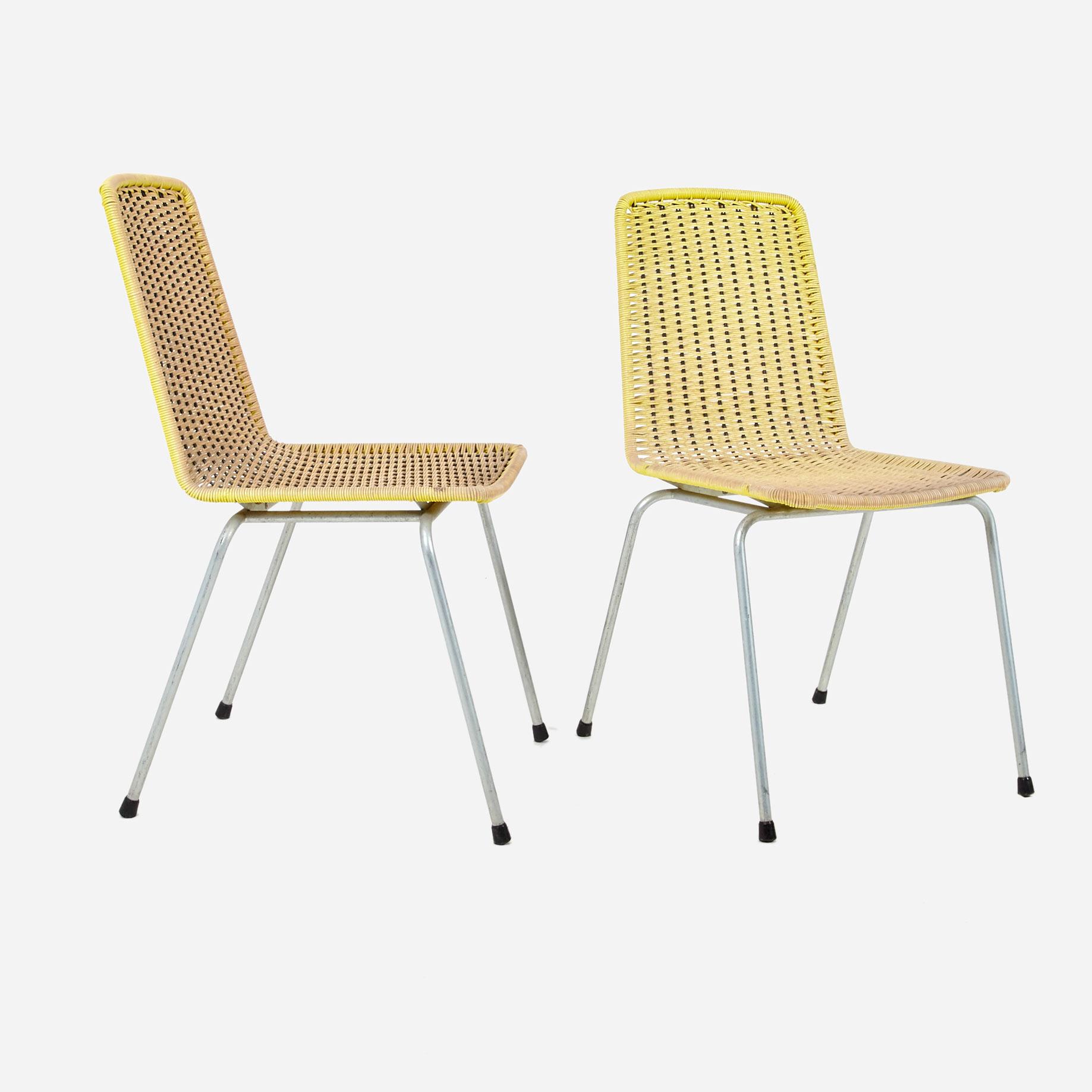 gartenstuhl mit gelben kunsttsoffgelfelcht stapelbar. Black Bedroom Furniture Sets. Home Design Ideas