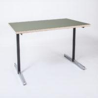 Embru Tisch Mit Neuer Linoleum Platte