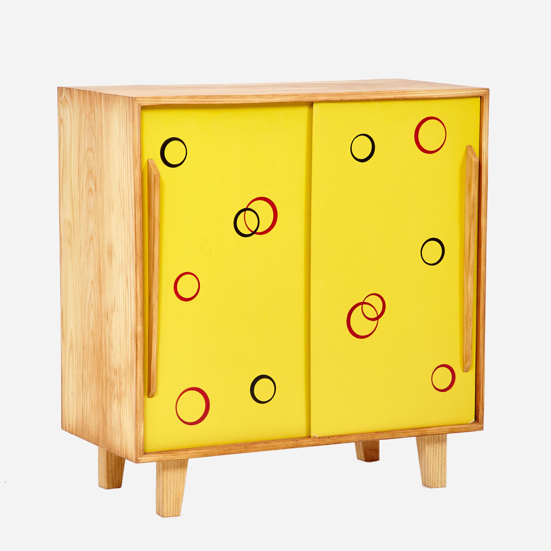 schiebeschrank restauriert m bel z rich vintagem bel. Black Bedroom Furniture Sets. Home Design Ideas