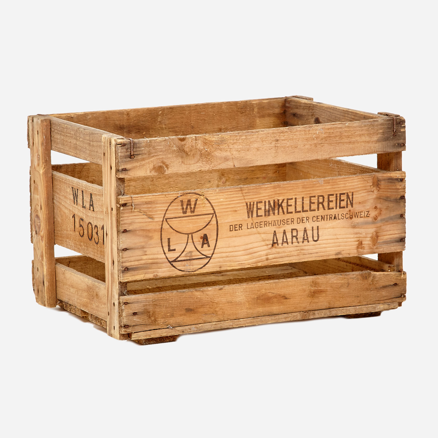 Holzkiste Weinkellereien Der Centralschweiz Aarau Möbel Zürich