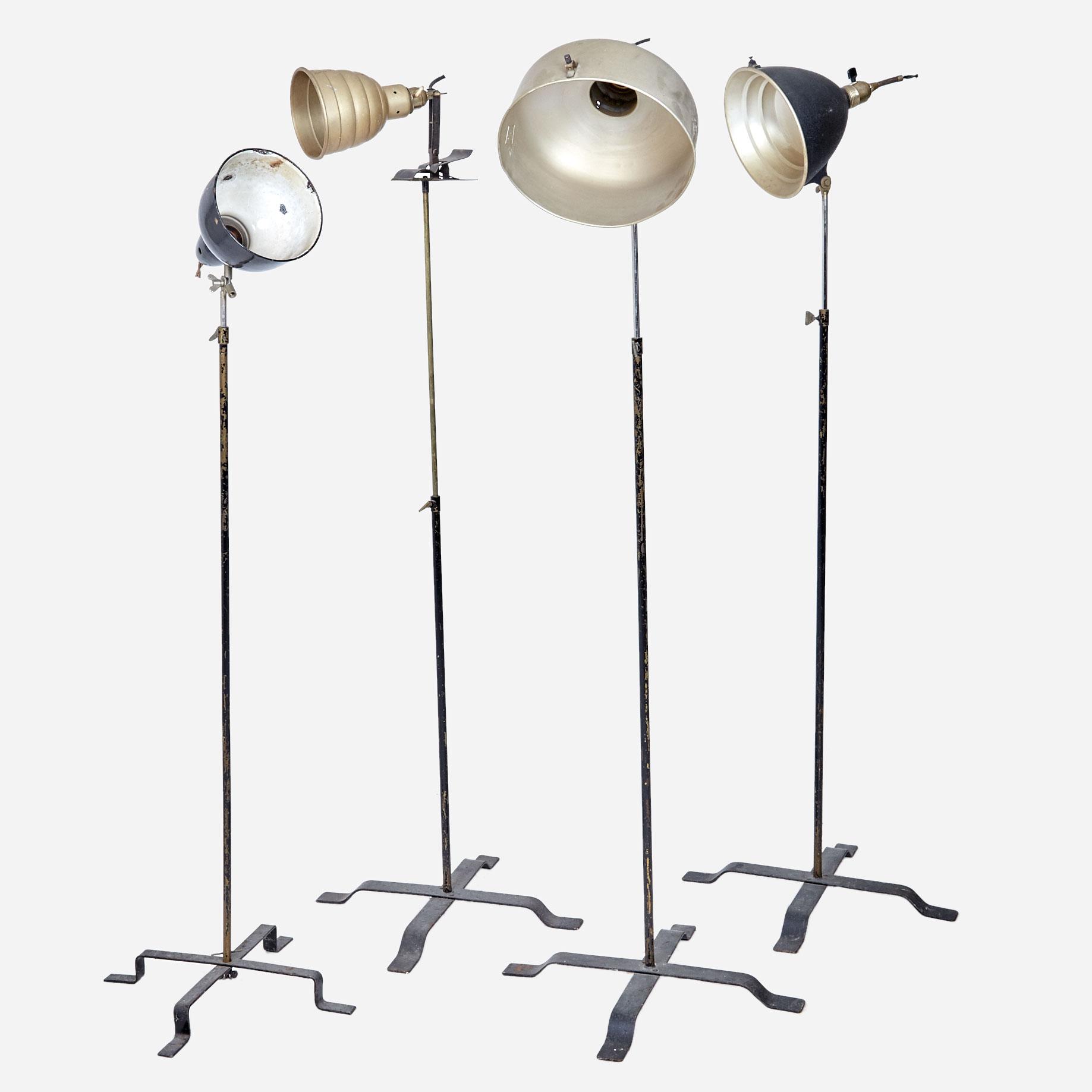 Alte fotolampen meteor 1 stk m bel z rich for Foto lampen