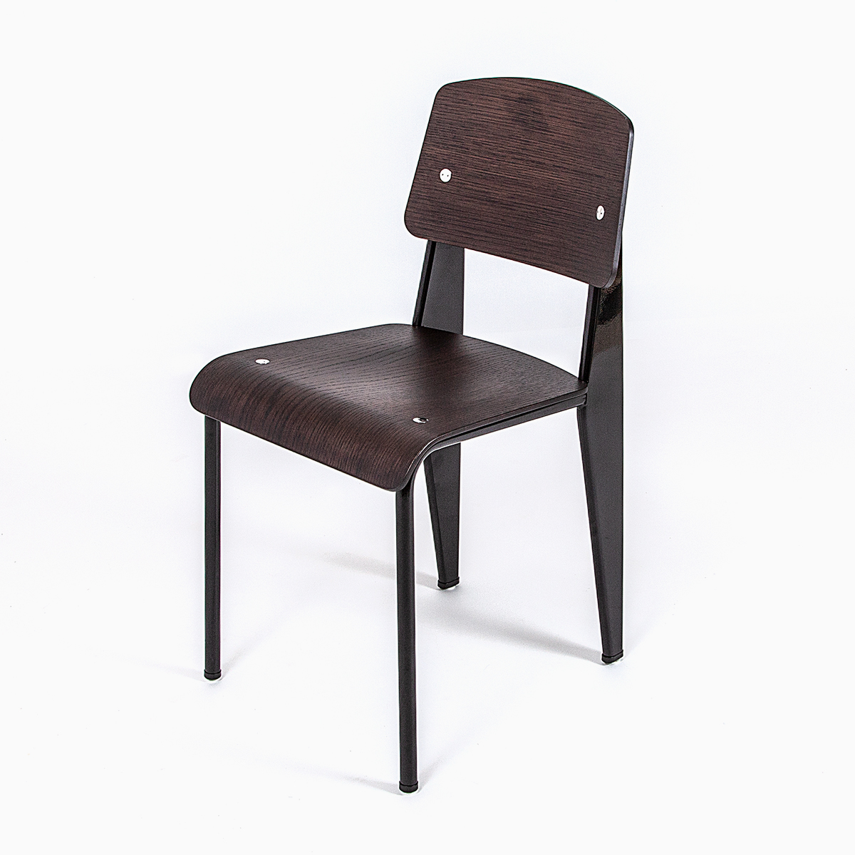 Jean Prouvé Standard Stuhl Re Edition Von Vitra Möbel Zürich