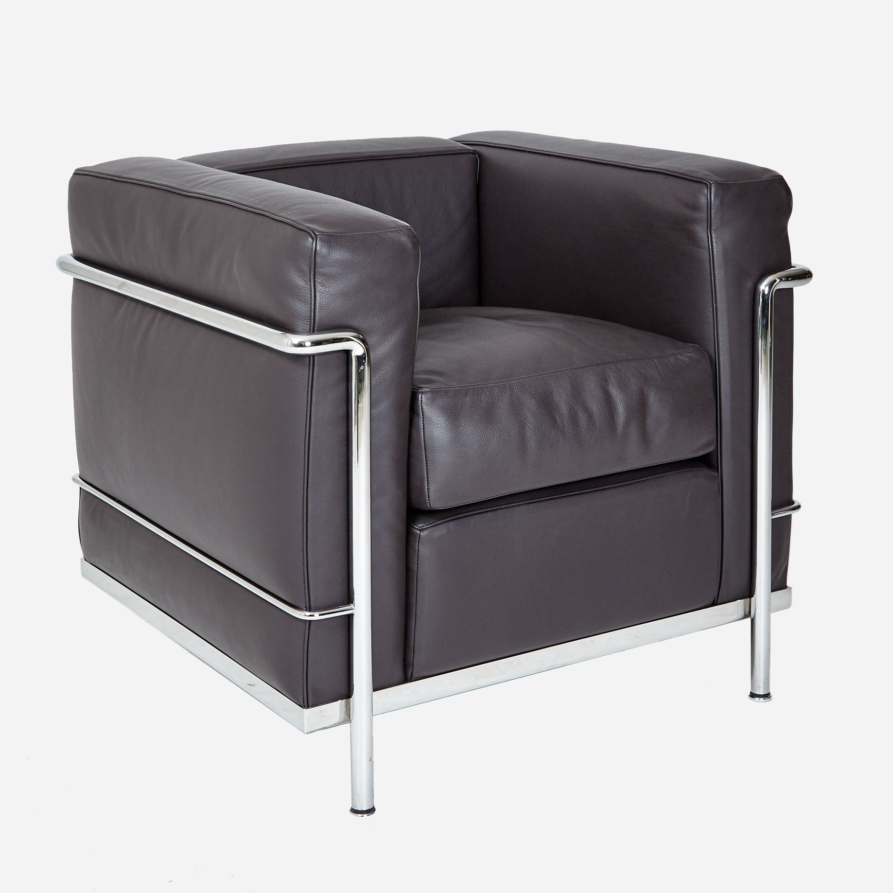 Le Corbusier Sessel LC2 von Cassina Neuwertig 2016