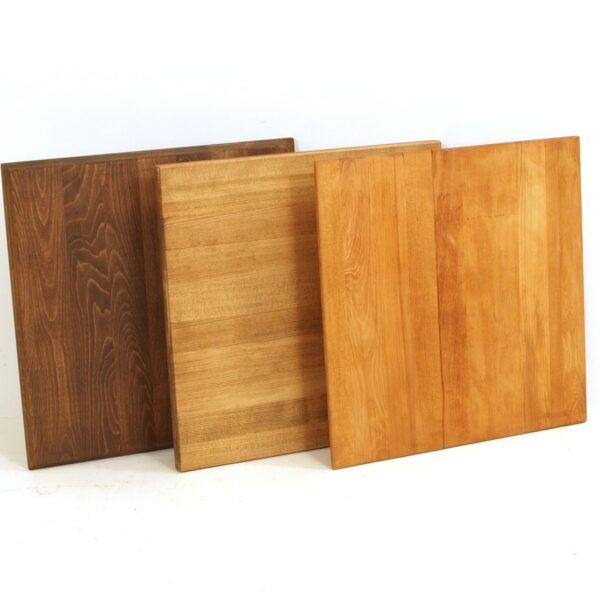 Bistrotischplatten Buche,  Farbton nach Wahl Möbel