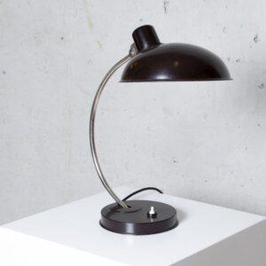 50er Jahre Helion Arnstadt Tischleuchte, neu verkabelt Büromöbel