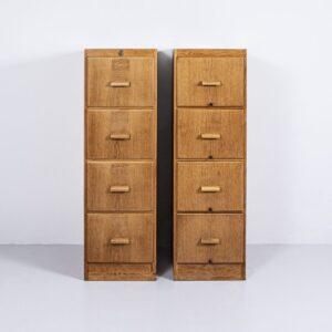Eichen Schubladenkorpus von Zemp Büromöbel