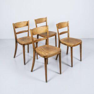 Beizenstühle mit doppelter Rückenverstrebung Gastronomie Möbel