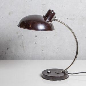 Helion Arnstadt Tischleuchte aus Bakelit, neu verkabelt Lampen