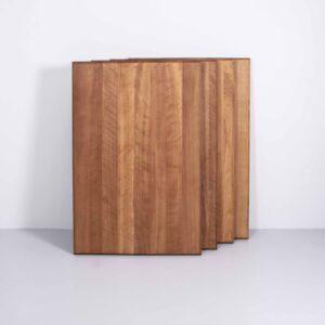 Buchen Tischplatte mit Karnieskante Möbel