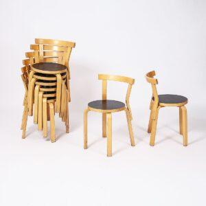 Alvar Aalto Stühle von Artek Designerstuhl