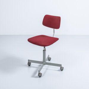 Bürostuhl auf Rollen, höhenverstellbar Büromöbel