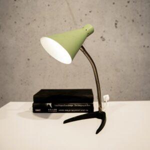 50er Jahre Nachttischlampe Lampen