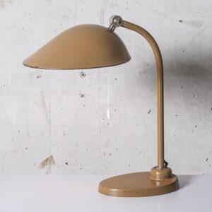 BAG Turgi Schreibtischlampe, hellbraun Büromöbel