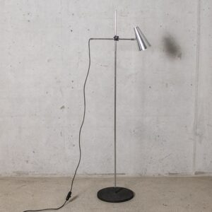 50er Jahre Chrom Stehlampe Lampen