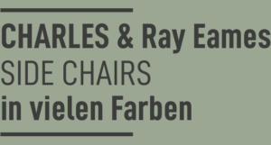 Charles & Ray Eames Side Chair